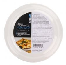 Chef Aid Microwave 20cm diameter Food Cover